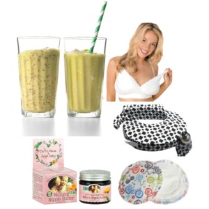 Postpartum Essentials for New Moms