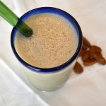 Date Almond Energy Smoothie