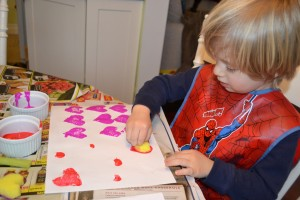 eco-friendly children's valentine's day crafts