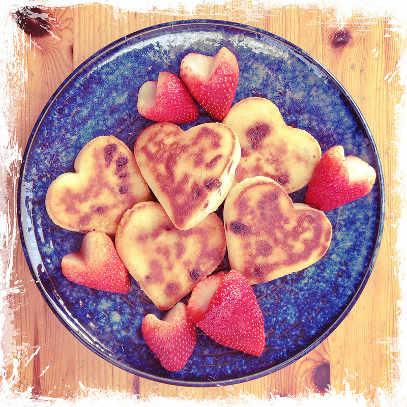 Valentine's Day for the family - from making a yummy breakfast together to skating, to cuddling up watching a movie, here are some fun activities and ideas to celebrate with the kids.