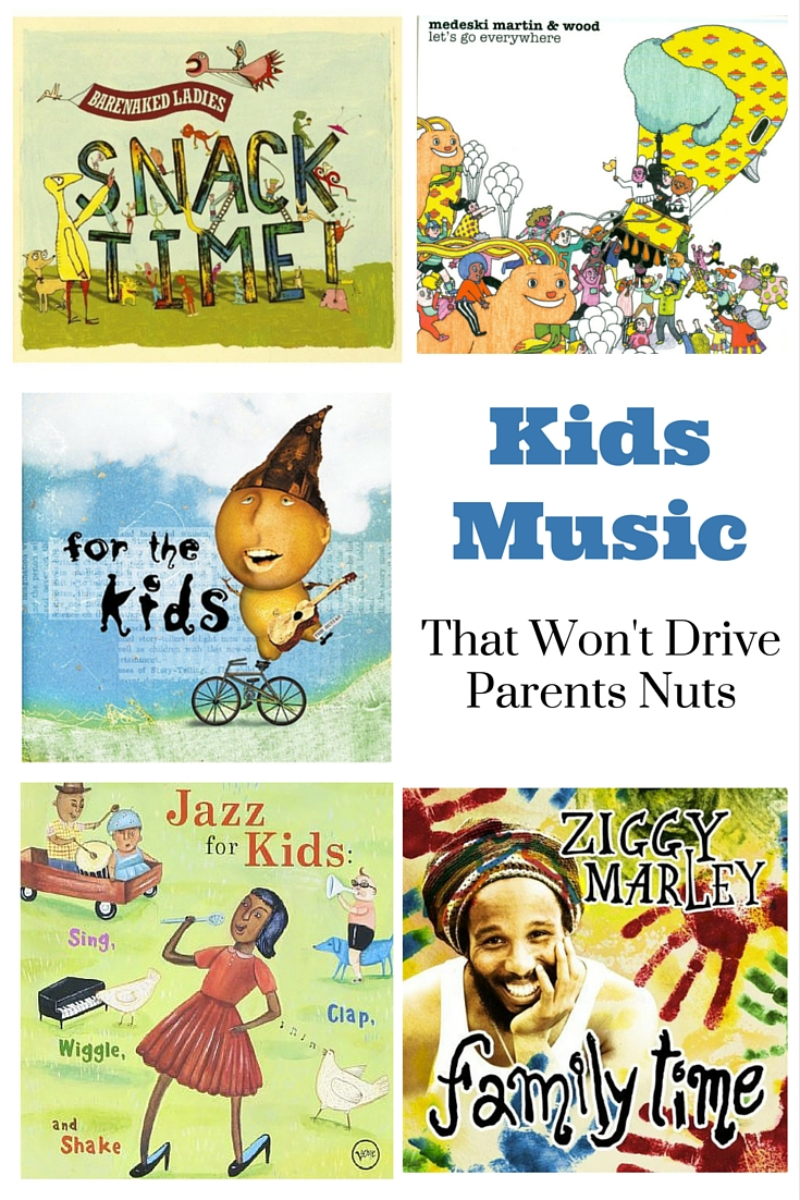 These kids albums are so good that even adults love the music too. These are our absolute favourite family-friendly music albums