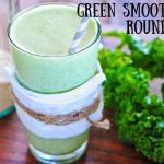 Green Smoothie Round-up