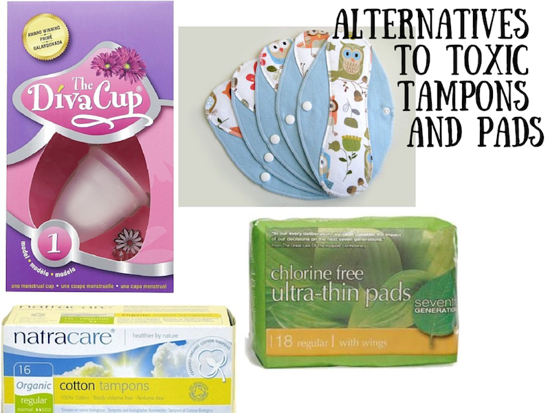Natural Feminine Hygiene Alternatives