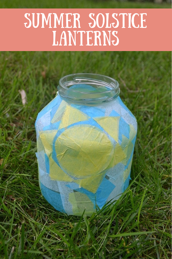 Summer Solstice Celebration Lanterns