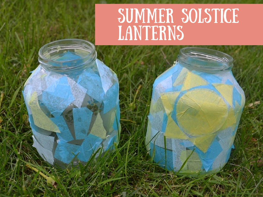 Summer Solstice Lanterns