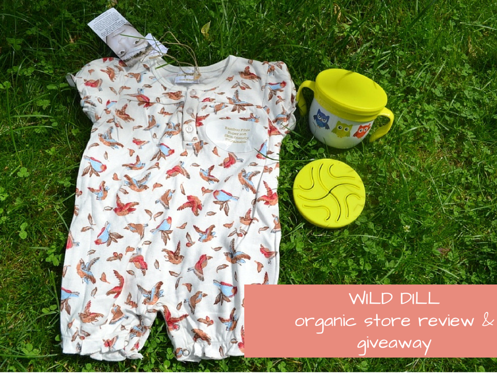 Wild Dill Review and Giveaway