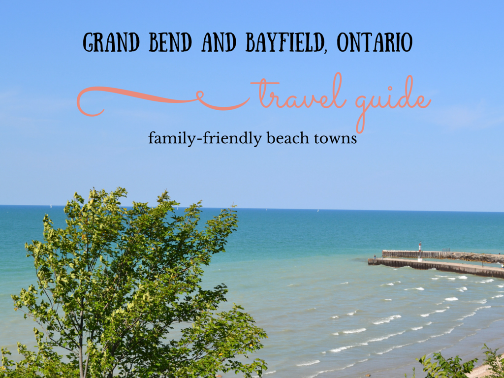 Bayfield and Grand Bend Travel Guide