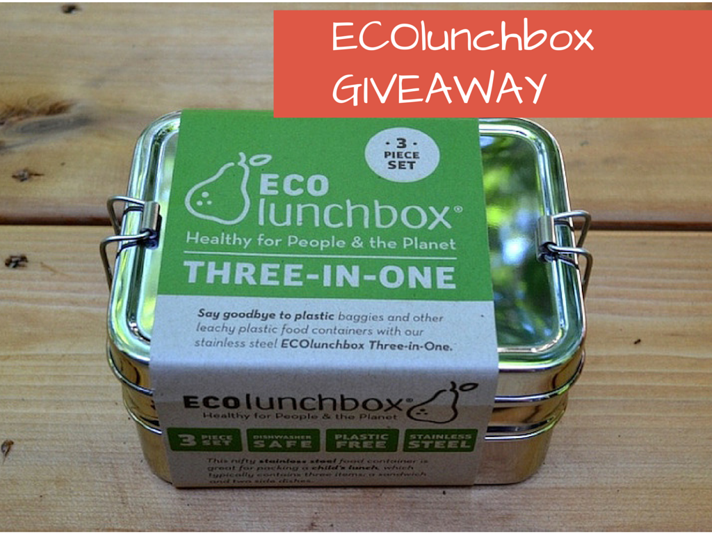 ECOlunchbox Three-in-One Bento Giveaway