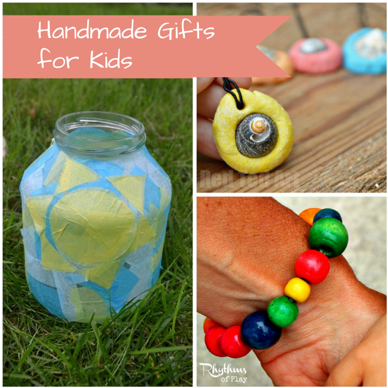 Handmade Gifts for Kids, by Kids