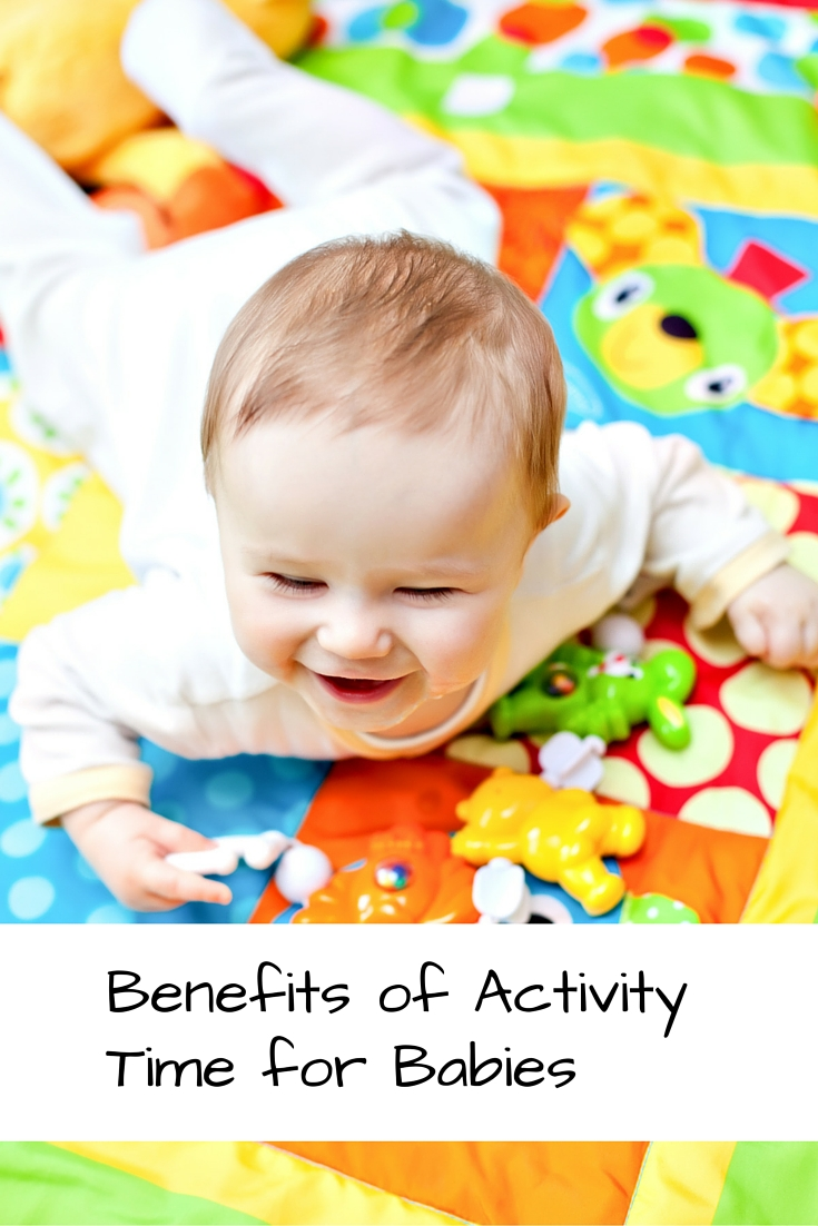 Benefits of Activity Time for Babies