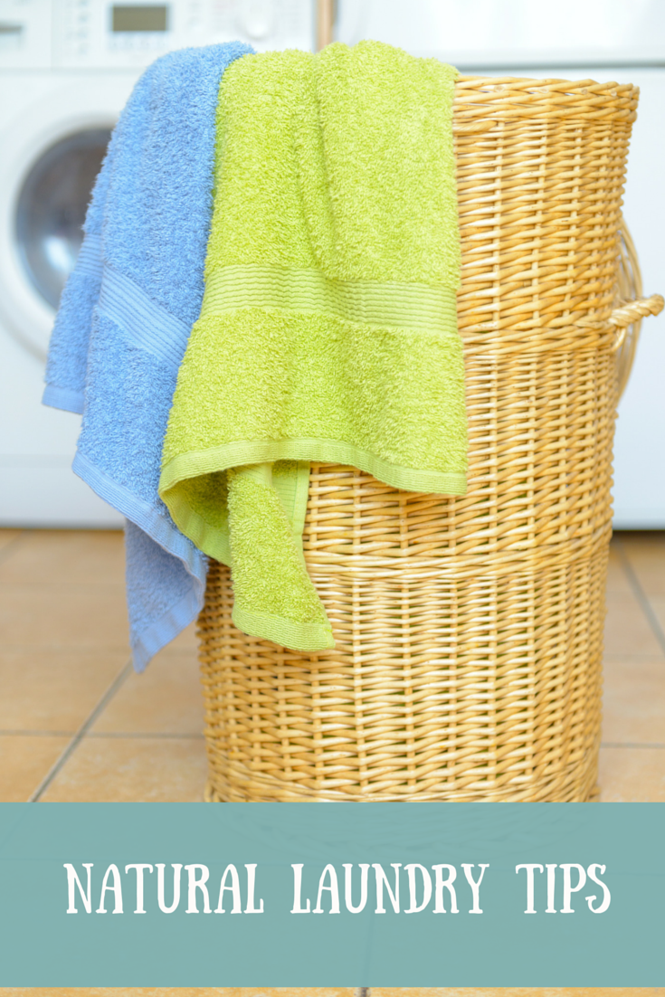 Natural Laundry Tips