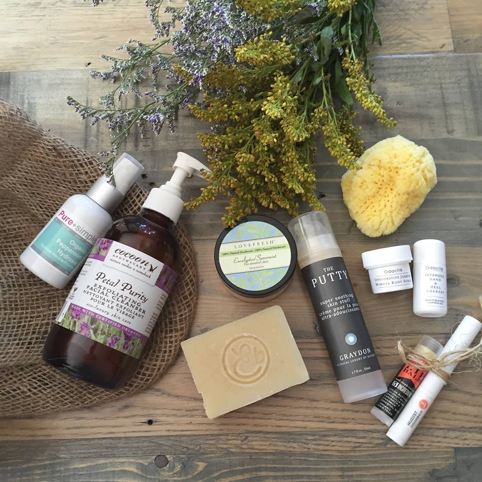 Going Green with our Beauty Routines (#GMCBeauty)