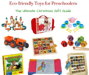 Eco-Friendly Toys for Preschoolers - The Ultimate Gift Guide for Christmas