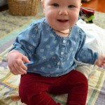 Helping Teething Pain with Hazelwood (+ a Giveaway)
