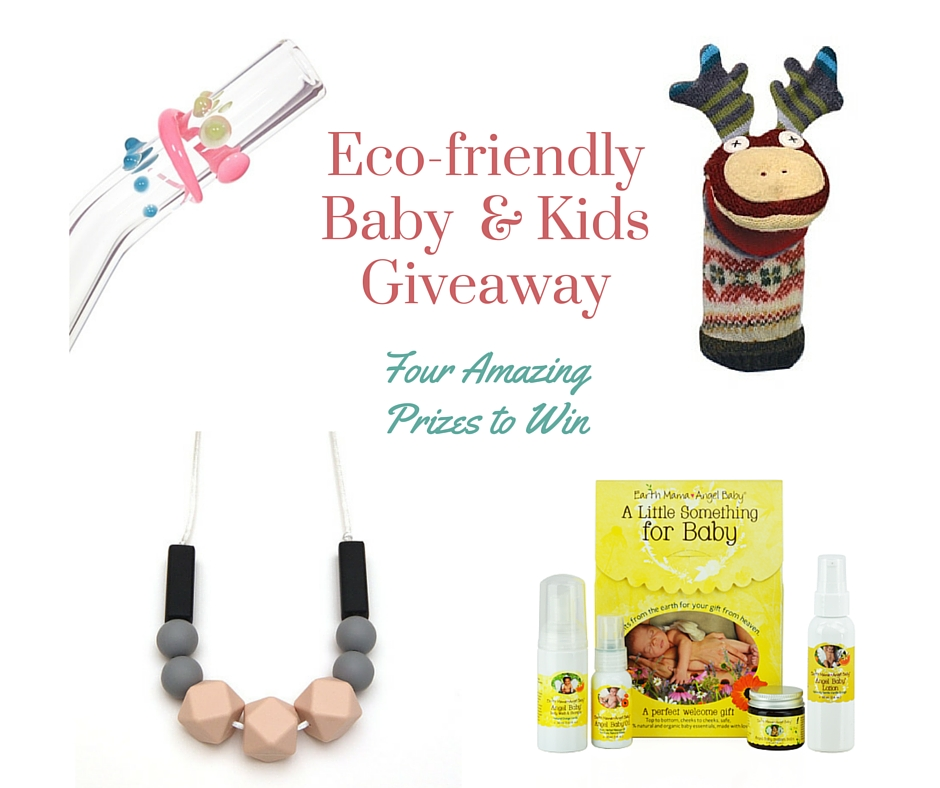 Ultimate Eco Baby and Kids Giveaway
