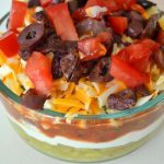 Amazing Seven Layer Taco Dip