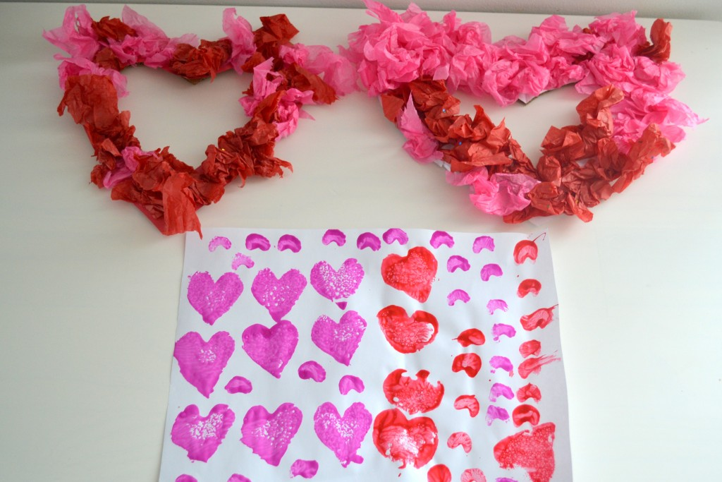 Eco-friendly Valentine's Day Crafts for Kids
