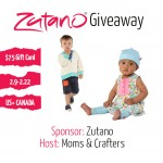 Zutano Giveaway from Moms and Crafters