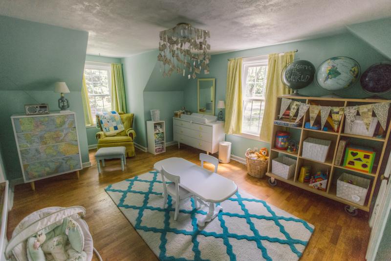 Greening the Nursery – Creating an Eco-friendly Baby's Room