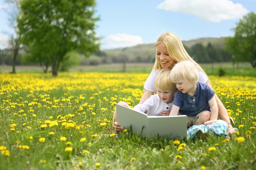 Children's Books About Spring