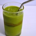 Green Shamrock Smoothies