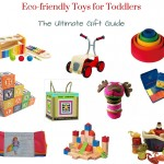 Eco-friendly Toys for Toddlers