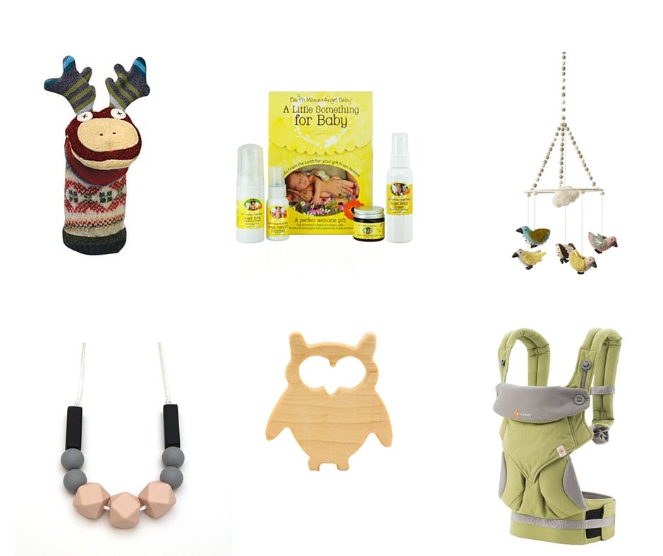 Unique and Eco-friendly Baby Gifts