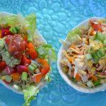 Vegetarian Quinoa Taco Bowls